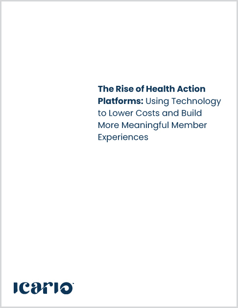 Rise of Health Action Platforms Report