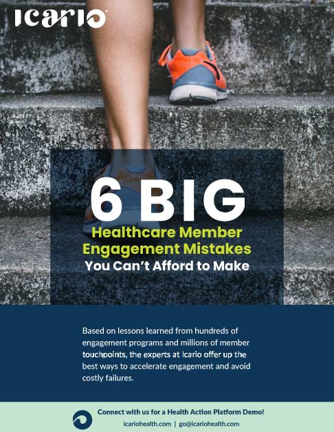 6 Mistakes of Member engagement eBook