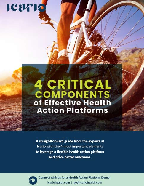 4 Components of Health Action Platforms eBook cover