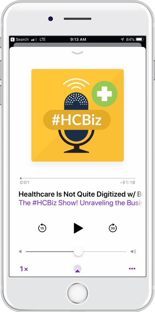 #HCBiz podcast