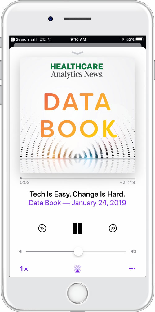 Data Book podcast
