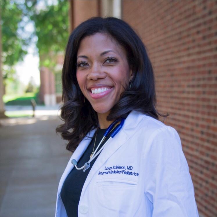 Loren Robinson, MD, MSHP