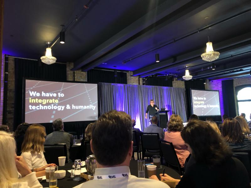 Nancy Lyons Healthcare Innovation Strategies from RevUp 2019