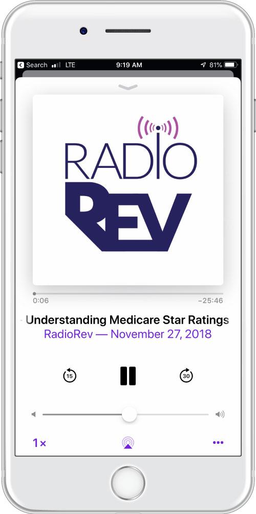 RadioRev podcast