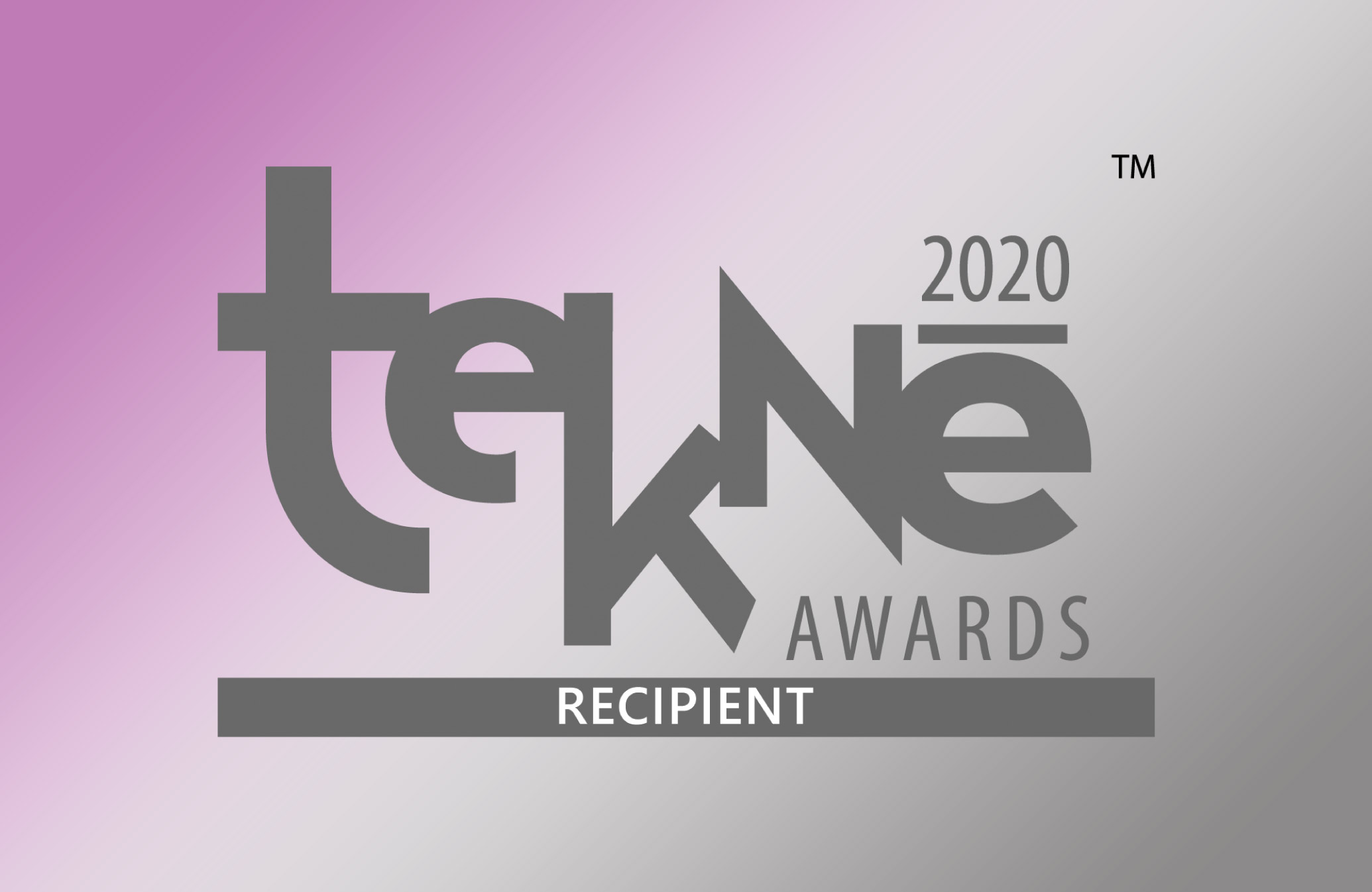 2020 Tekne Award Recipient