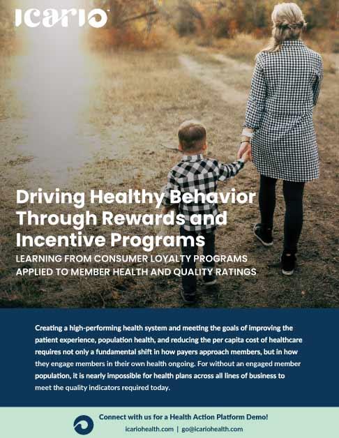 Driving Healthy Behavior Through Rewards eBook Cover