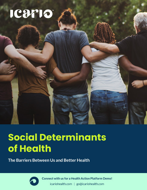 Social Determinants of Health eBook Barriers to Better Health