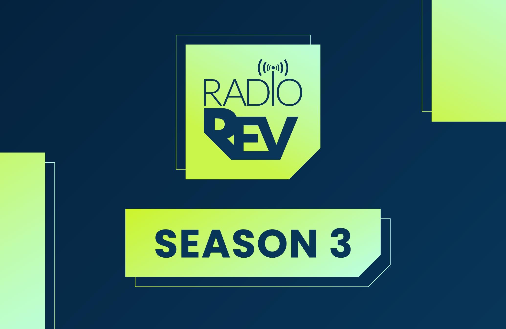 Rev Up Season 3
