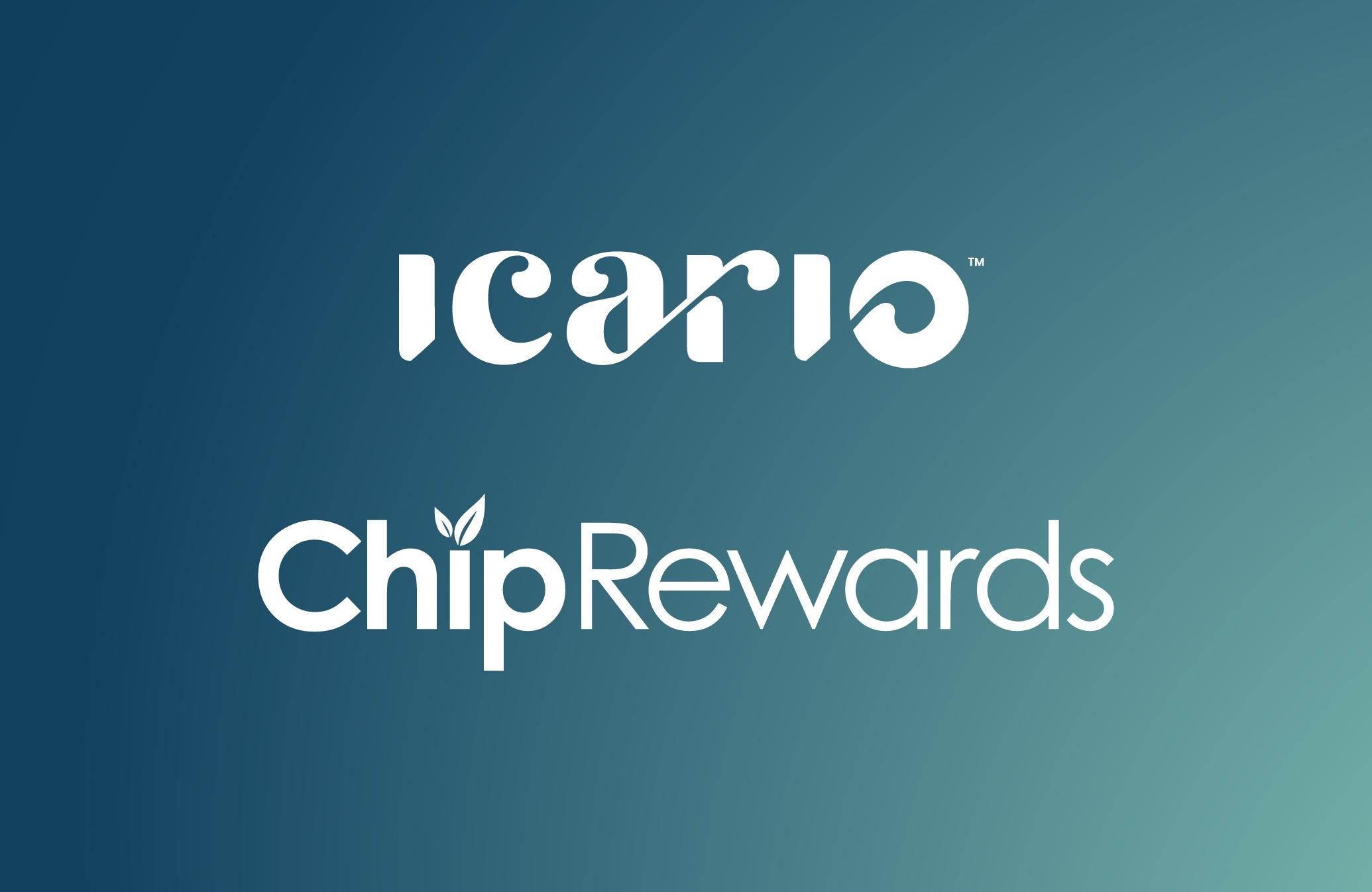 Icario and ChipRewards