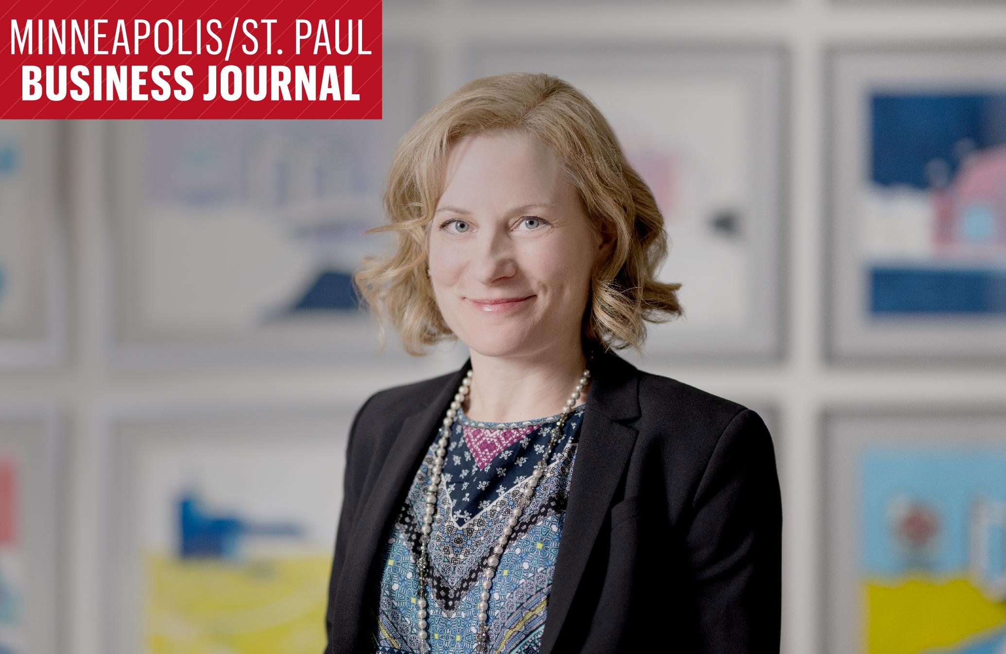 Kristy Krueger Named a 2021 MSBJ Women in Business Honoree